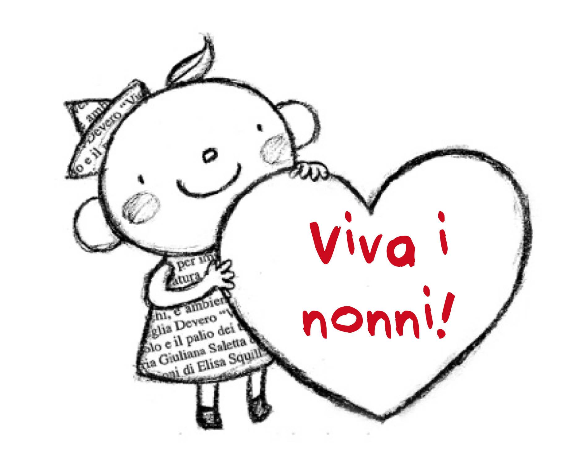 Festa Dei Nonni E Delle Nonne Echino Giornale Bambino Casa