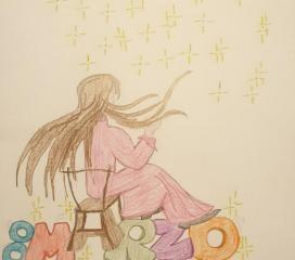Tu donna, ricordati di essere bella: sii brillante come una stella. Francesco