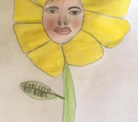 Ricordati di essere gentile: sii un fiore primaverile. Melissa