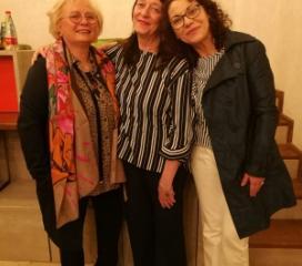 Intervista a Marianna Carrara e Maria Pia Latorre