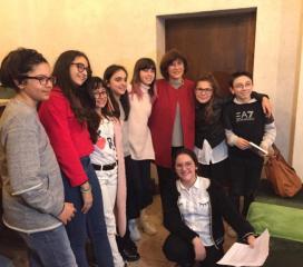 Intervista a Rossella Mauro