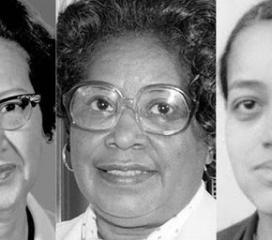 Katherine Johnson, Dorothy Vaughan e Mary Jackson
