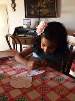 Costruisci Echino di carta fase 3