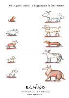 Collega ogni cucciolo con la sua mamma