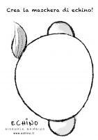 Crea la maschera di Echino