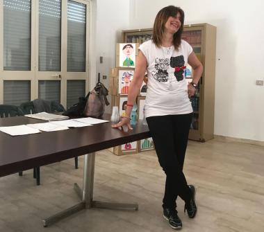 Echino intervista Annamaria Piccione