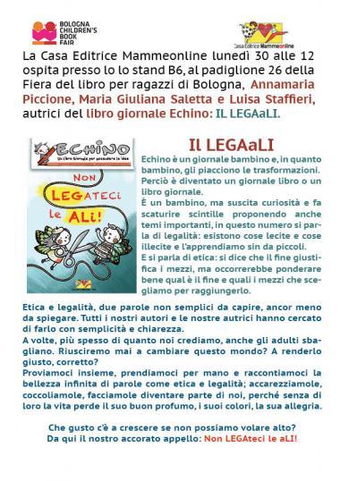 Echino in Fiera a Bologna