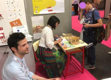 Echino al Salone del libro di Torino
