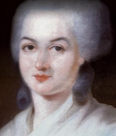Olympe de Gouges  e i diritti della donna e della cittadina