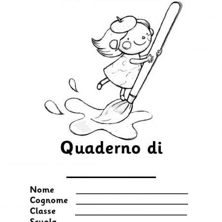 Copertine Per Quaderni At Echino Giornale Bambino Casa Editrice